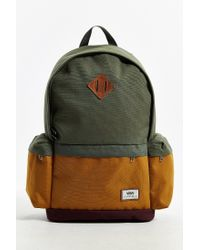 Vans - Green Ashburn Backpack for Men - Lyst