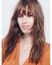 Free People - Pink Infinite Possibility Opal Necklace - Lyst