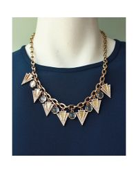 Lulu Frost | Metallic Istria Necklace | Lyst