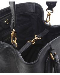 Marc Jacobs - Black New Q Fran Tote Bag - Lyst