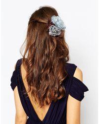 ASOS - Blue Dark Night Multiway Hair Or Body Corsage - Lyst