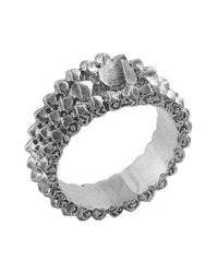 House of Harlow 1960 - Metallic Central Highlands Midi Ring - Lyst