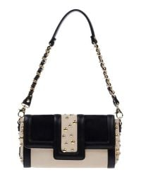 Blumarine | Black Shoulder Bag | Lyst