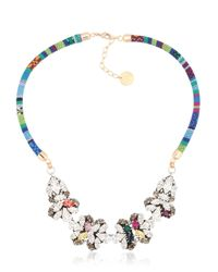 Anton Heunis | Metallic Boho Bling Necklace | Lyst