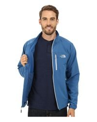 The North Face | Blue Pneumatic Jacket for Men | Lyst