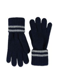 Napapijri | Blue Gloves for Men | Lyst