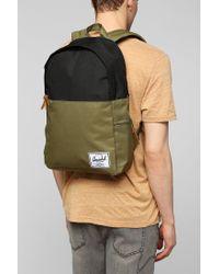 Herschel Supply Co. - Green Jasper Backpack for Men - Lyst