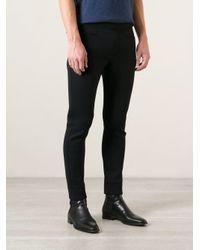 Neil Barrett - Black Track Pants for Men - Lyst
