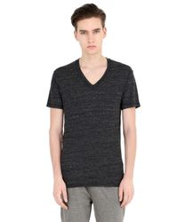 Alternative Apparel - Black Eco-jersey V-neck T-shirt - Lyst