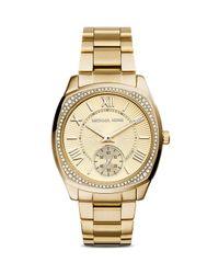 Michael Kors - Metallic Bryn Watch, 40mm - Lyst