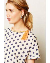 BaubleBar   Green Seastone Earrings   Lyst