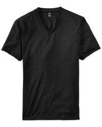 INC International Concepts - Black Cabo V-neck T-shirt for Men - Lyst