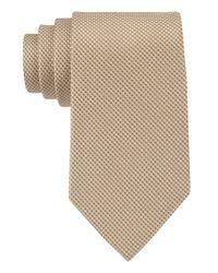 MICHAEL Michael Kors | Natural Sorento Silk Tie for Men | Lyst