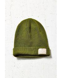 The North Face - Green Dock Worker Beanie - Lyst