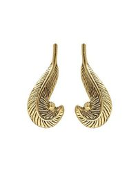 House of Harlow 1960 | Metallic Arremon Feather Ear Crawler | Lyst