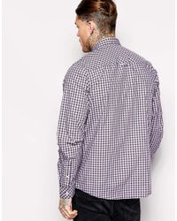 Carhartt | Purple Shirt for Men | Lyst