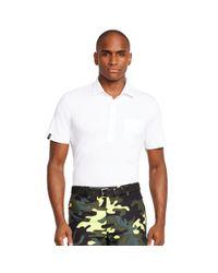 Ralph Lauren - White Lightweight Polo for Men - Lyst