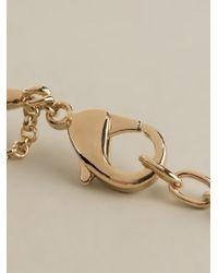 Roberto Cavalli | Green Snake Pendant Necklace | Lyst