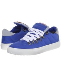 DSquared² | Blue Alfredo Sneakers for Men | Lyst