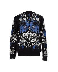 Marcelo Burlon - Black Sweatshirt for Men - Lyst