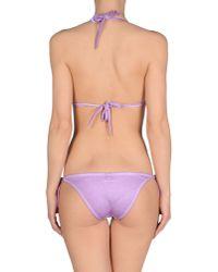 Agogoa | Purple Bikini | Lyst