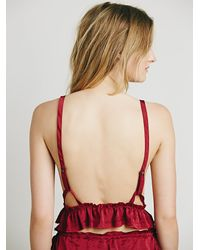 Free People - Red Quintana Brami - Lyst