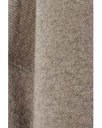 VINCE | Gray Wool and Cashmere Blend Sweater | Lyst