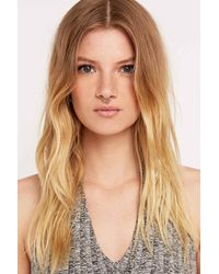 Urban Outfitters | Metallic Gold Bohemian Fake Nose Ring | Lyst