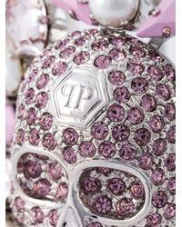 Philipp Plein | Pink 'fields' Bracelet | Lyst