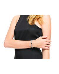 John Hardy - Metallic Small Multi - Strand Bracelet With Black Sapphire - Lyst