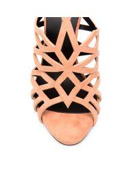 Giuseppe Zanotti - Natural 'raquel' Sandals - Lyst