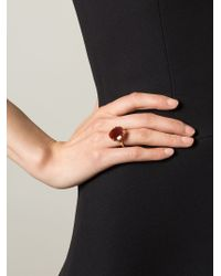 Wouters & Hendrix | Red Agate Ring | Lyst
