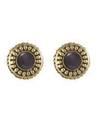 House of Harlow 1960 - Metallic Cuzco Stud Earring - Lyst