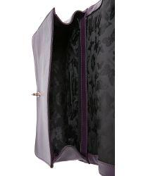 Rebecca Minkoff - Purple Love Jumbo Bag - Aubergine - Lyst
