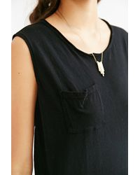 Cotton Citizen - Black Marabella Muscle Tee - Lyst