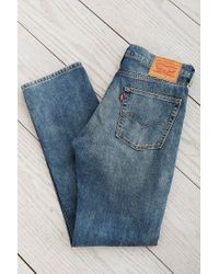 Levi's | Blue Men's 513 Slim Straight Fit Jeans for Men | Lyst