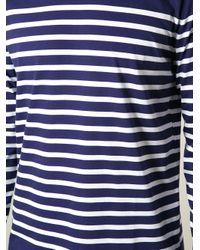 A.P.C. - Blue Coalth Tshirt for Men - Lyst