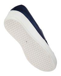 J/Slides - Blue Jibbie Slip-on Sneaker Navy Suede - Lyst