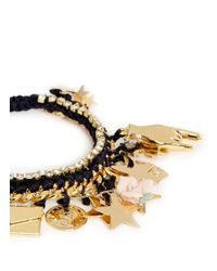 Venessa Arizaga - Blue 'Stargazer' Bracelet - Lyst