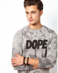 ASOS - Metallic Rosary Bead Necklace and Bracelet Pack for Men - Lyst
