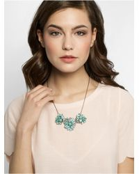 BaubleBar | Blue Turquoise Shatter Collar | Lyst
