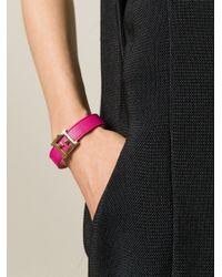 Fendi - Pink 'Crayons' Bracelet - Lyst