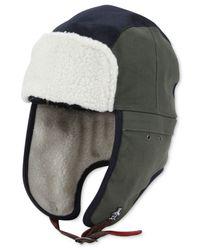 Original Penguin | Green Annese Trapper Hat for Men | Lyst