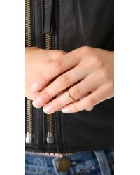 Gorjana - Metallic Marni Mid Finger Ring - Lyst