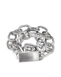Acne Studios | Metallic Eliana Chain Bracelet | Lyst