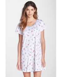 Carole Hochman | Multicolor Cotton Sleep Shirt | Lyst