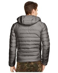 Polo Ralph Lauren - Gray Rlx Explorer Down Jacket for Men - Lyst