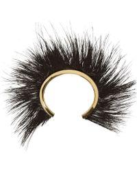 Isabel Marant   Black Silver-tone Feather Cuff   Lyst