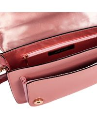 River Island - Pink Mini Satchel Handbag - Lyst