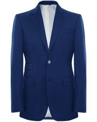 Jules B - Blue Star Wool Jacket for Men - Lyst